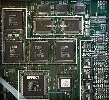 p2k main board rev 1