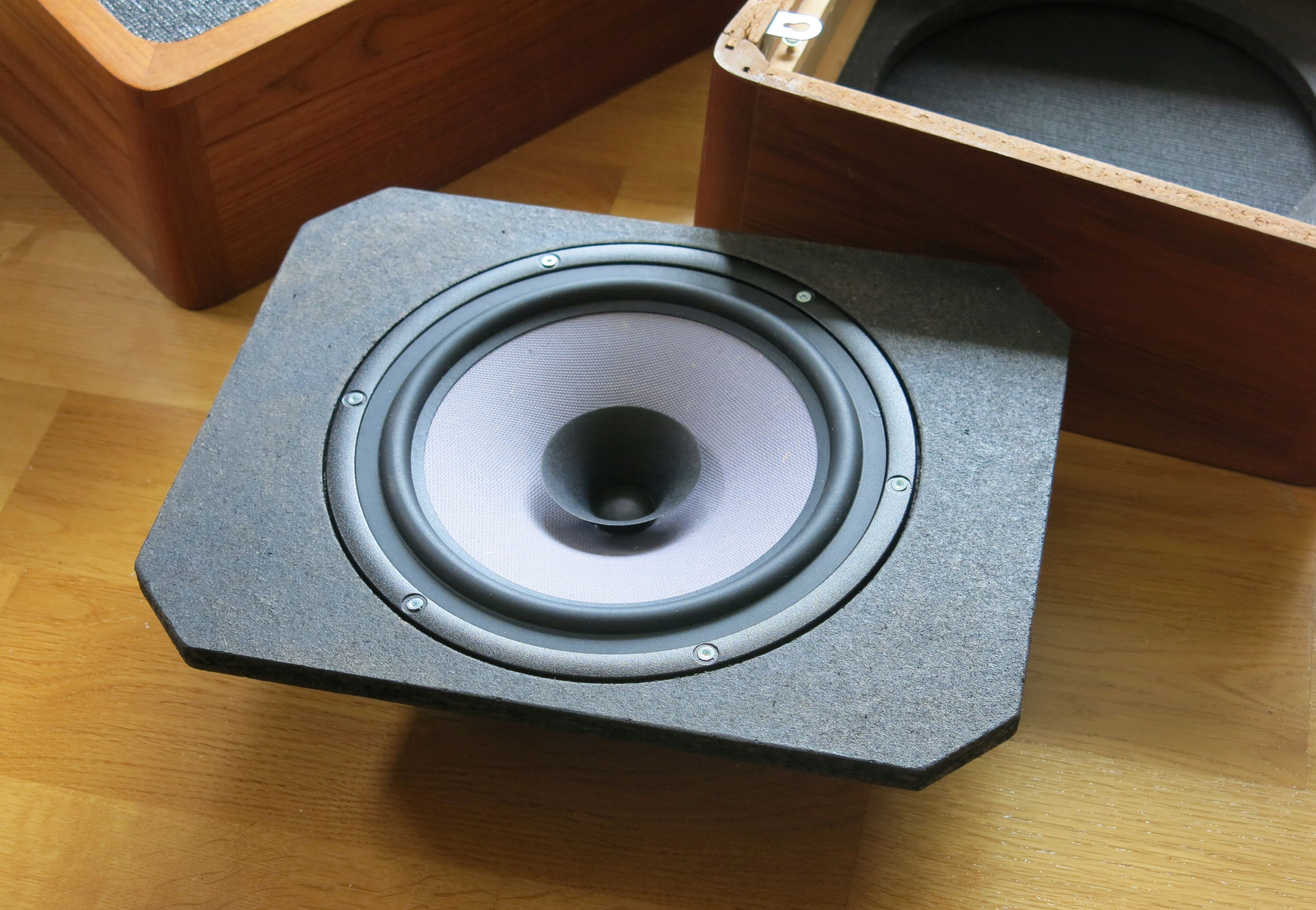 SEAS Type 25 K baffle